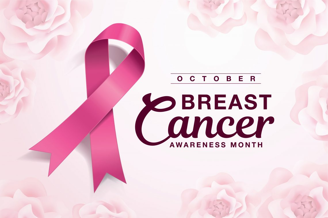October is Breast Cancer Awareness Month blog post